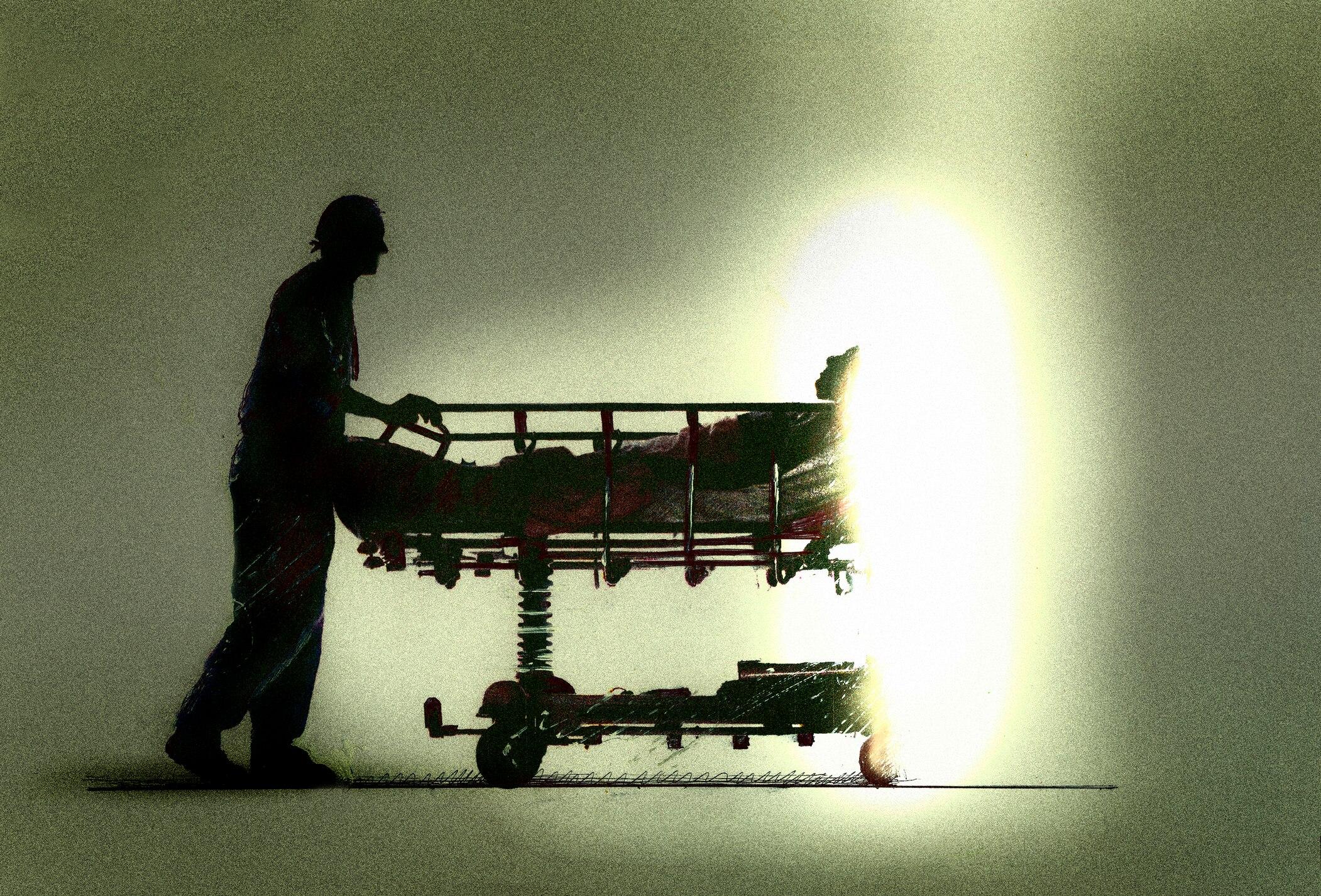 Haben Schwerkranke ein Recht auf den Tod?