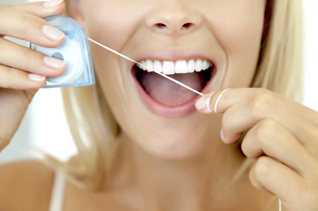 Wie man die Mundflora verbessert