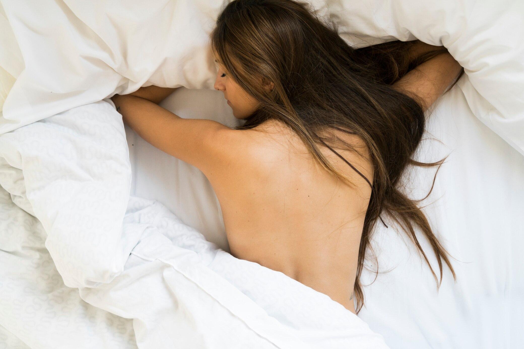 In nur boxershorts warum jungs schlafen Gesundes Sperma: