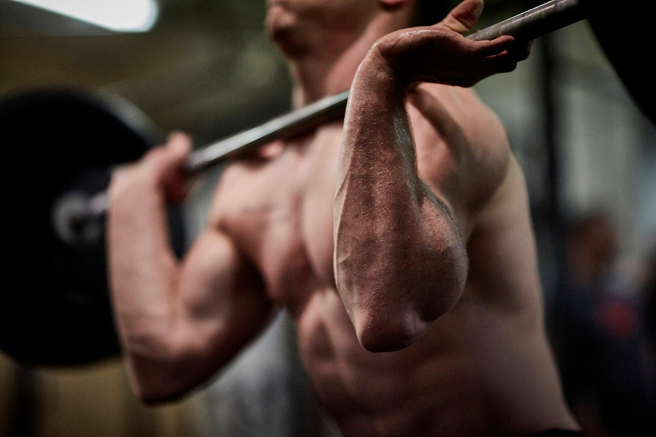 Kann viel Muskelmasse einem Herzinfarkt vorbeugen?
