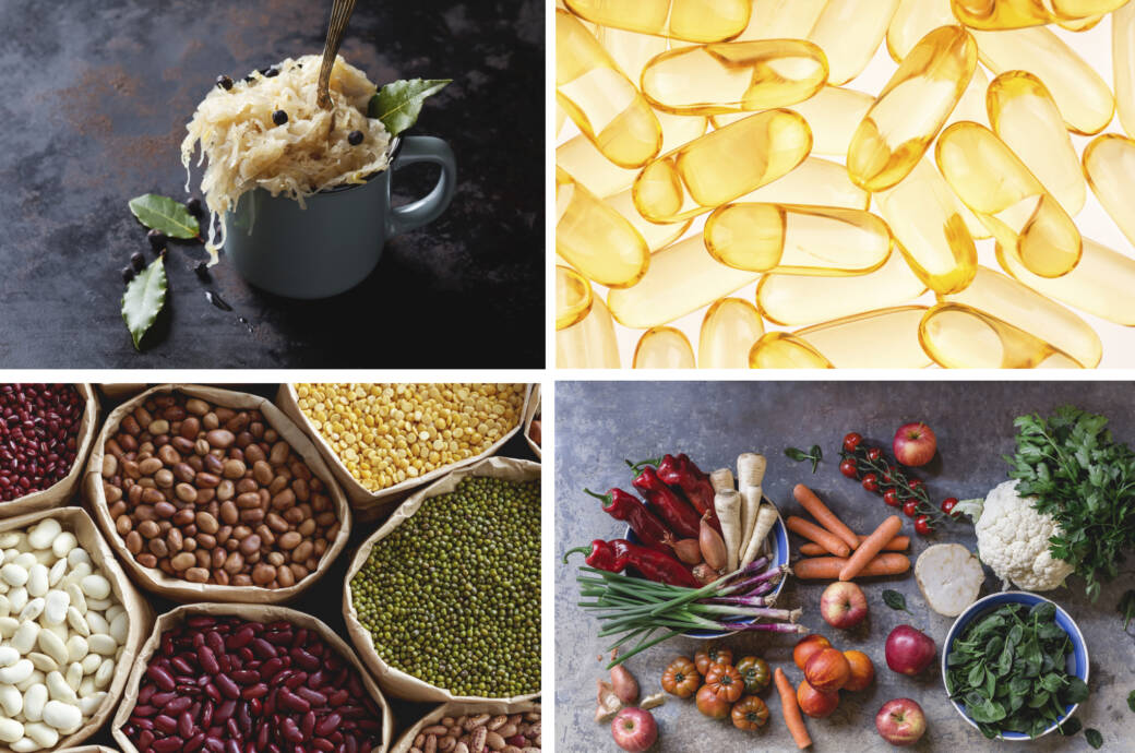 Ernährungstrends 2020: Fermentiertes, veganer Omega-3-Ersatz, Hülsenfrüchte, Gemüse