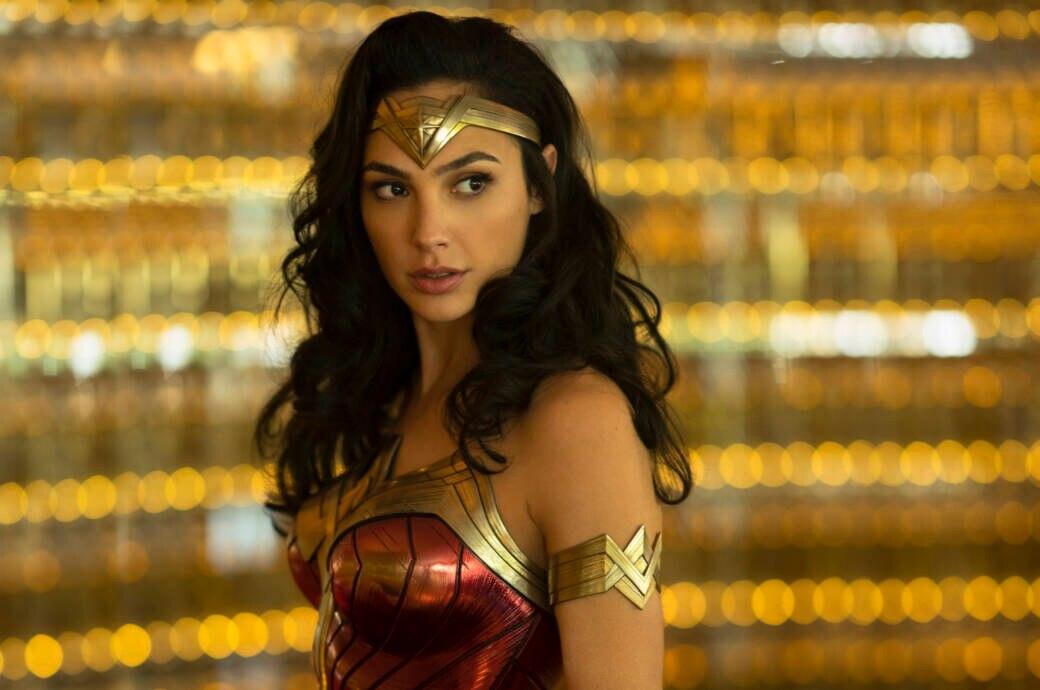 Gal Gadot in ihrer Rolle als Wonder Woman