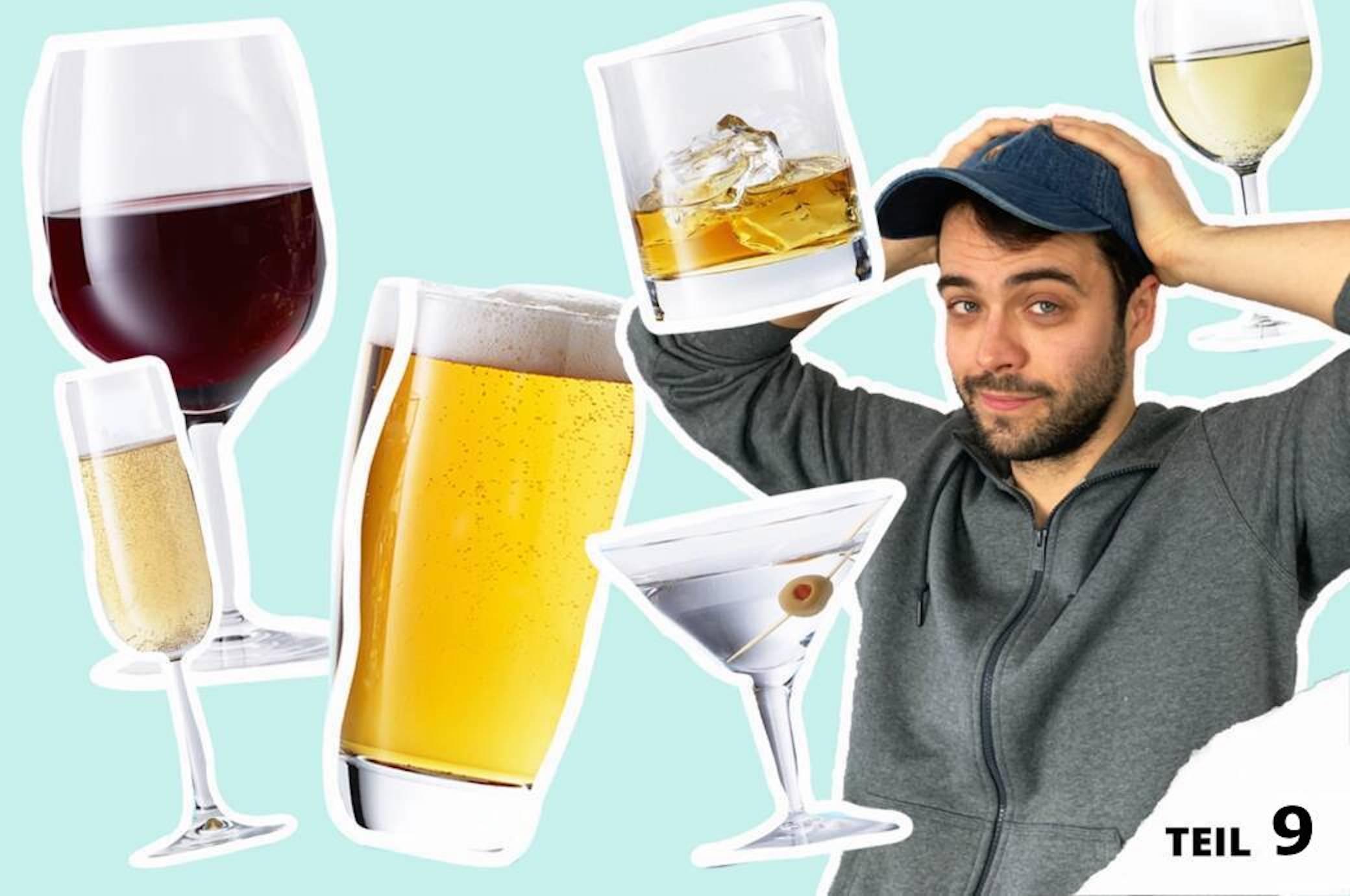 Nach einem Jahr Verzicht – warum ich wieder Alkohol trinke