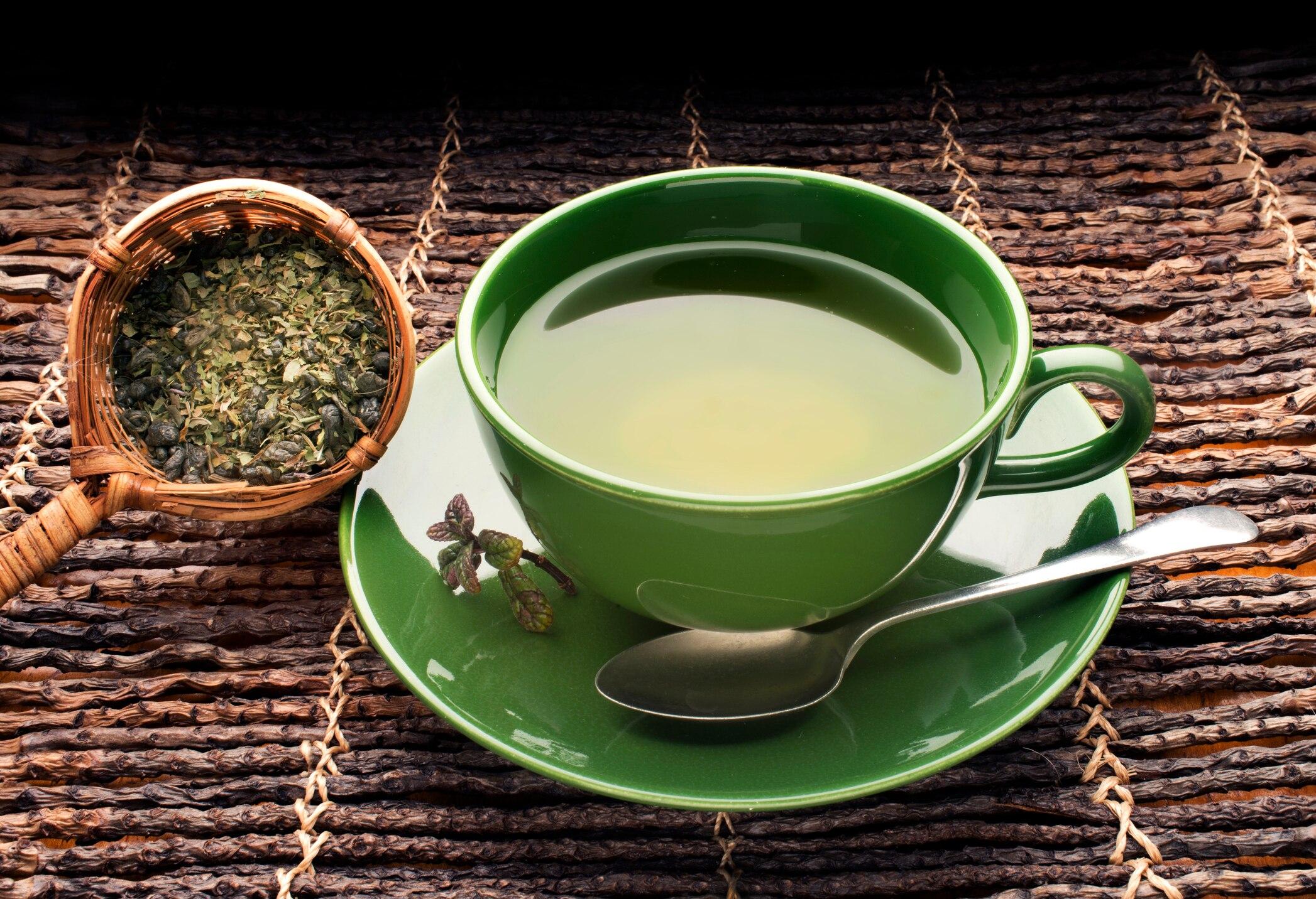 Was Sie über Grünen Tee wissen müssen