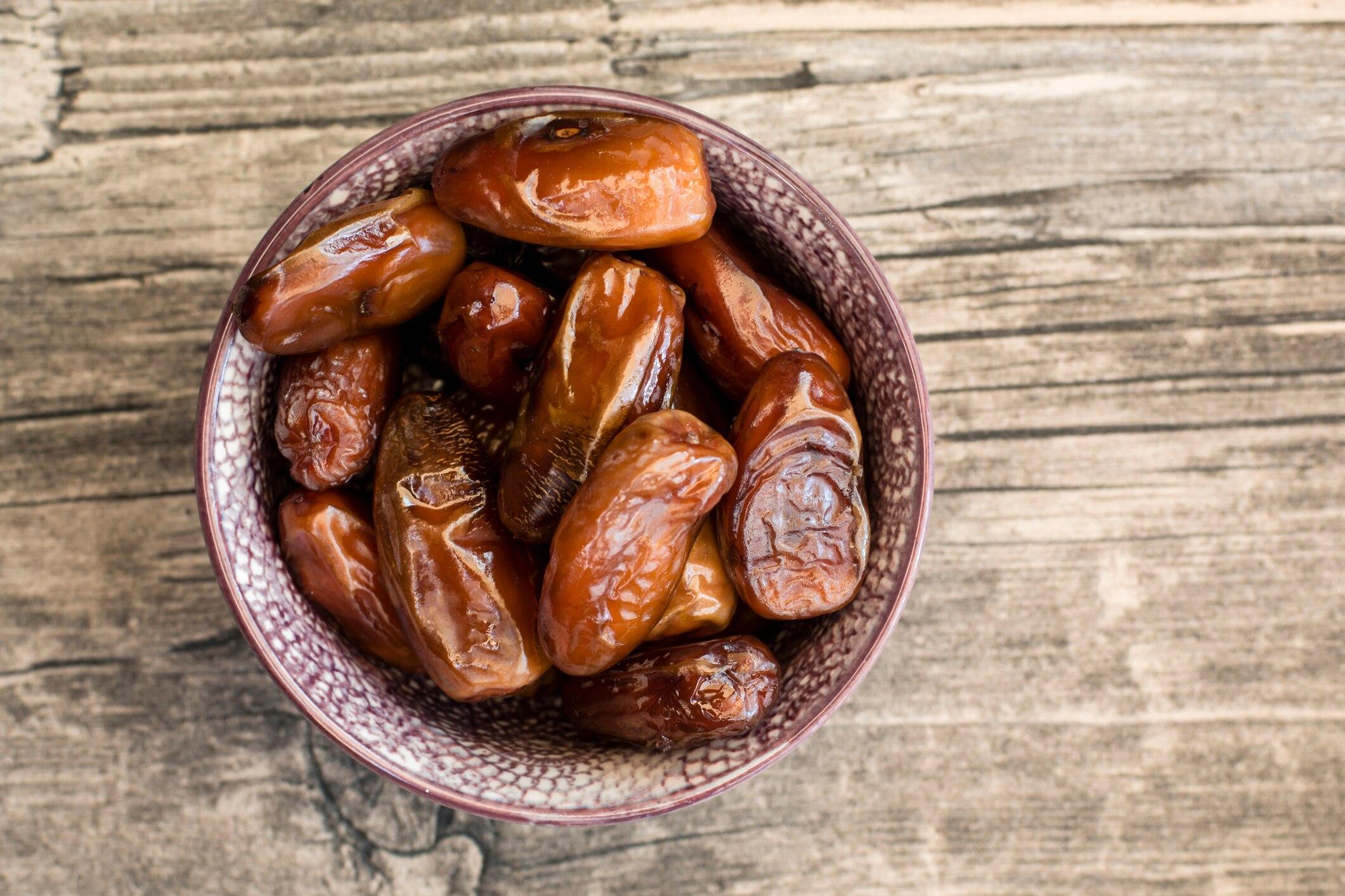 Warum Sie häufiger Datteln essen sollten