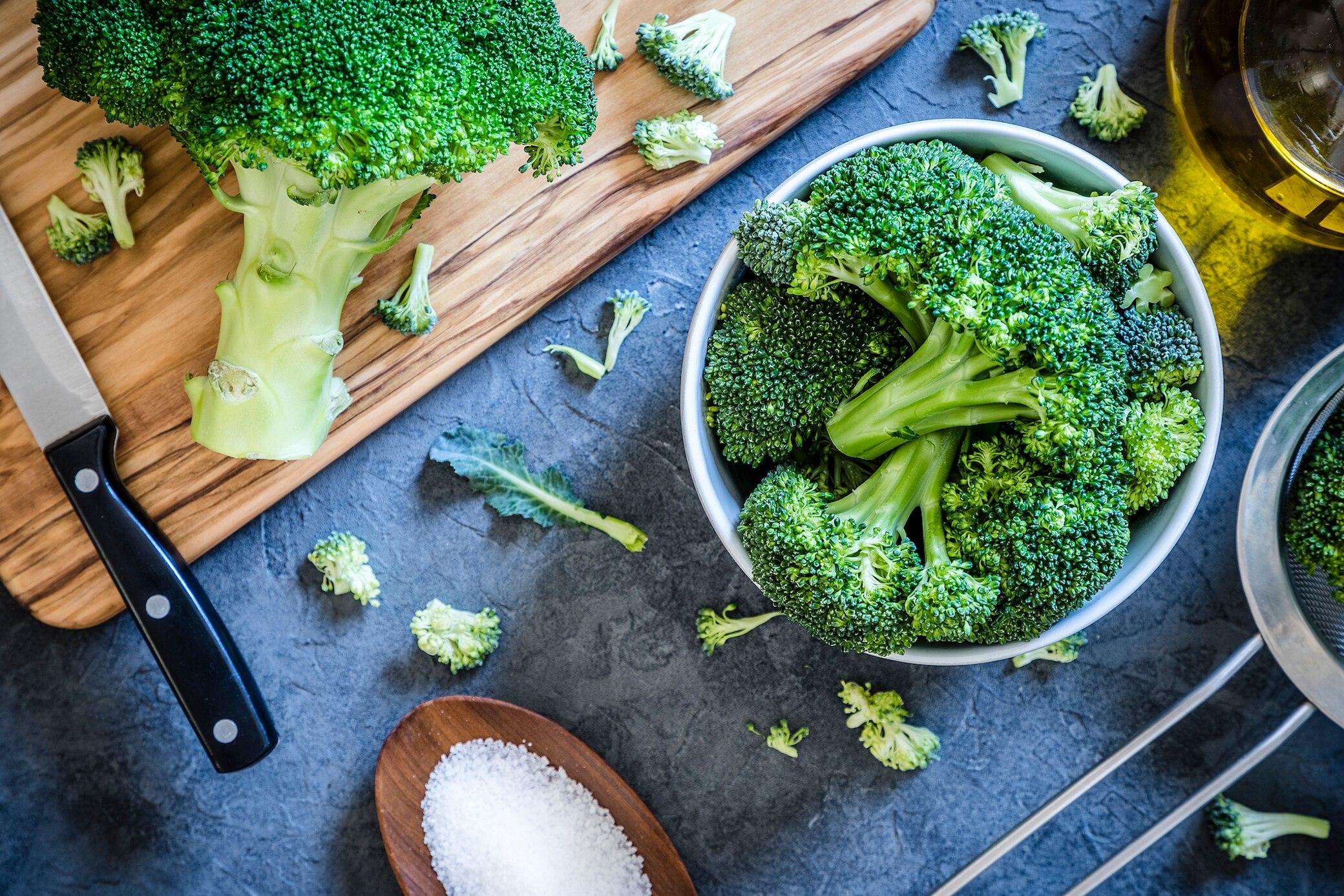 Diese Zubereitung könnte Brokkoli NOCH gesünder machen