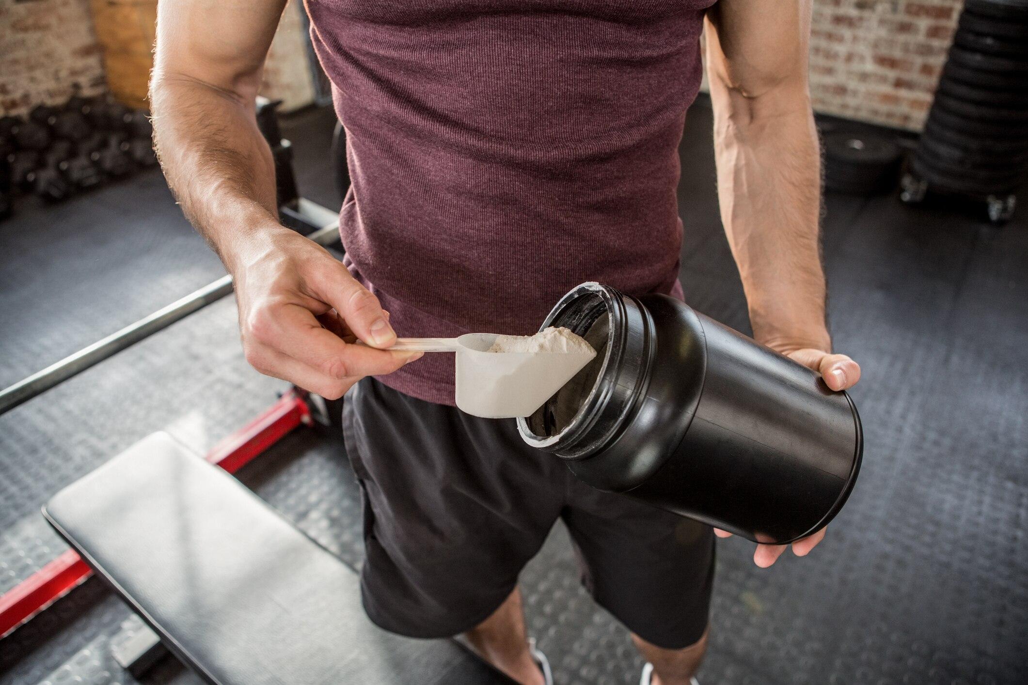 Proteinshake vor oder nach dem Training? Expertenmeinung- FITBOOK