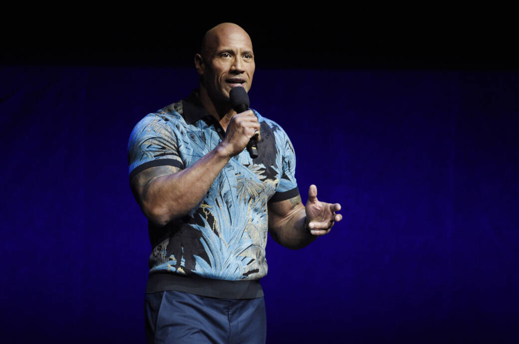 "Athleticon: Dwayne ""The Rock"" Johnson plant riesiges Fitness-Festival"