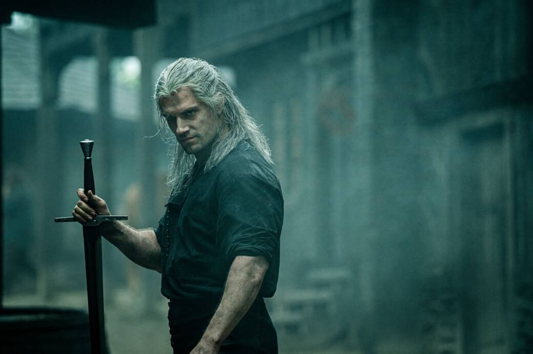 """Henry Cavill in seiner Rolle als """"The Witcher"""""""