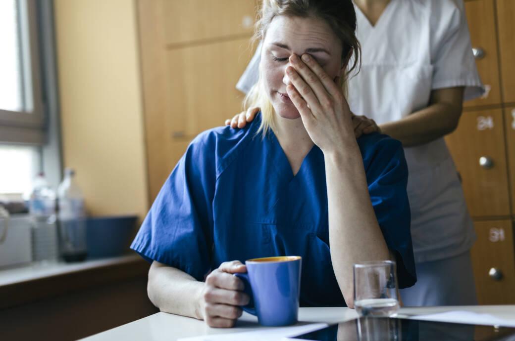 Depressionen und andere psychische Erkrankungen sind die häufigste Ursache für Fehltage