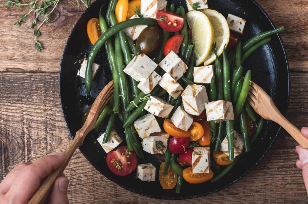 Neue Studie: Ist Tofu essen gut fürs das Herz? - FITBOOK