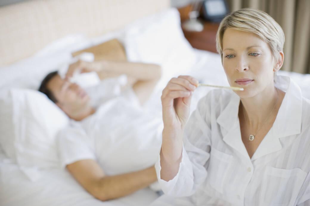 Coronavirus Geschlechterunterschied