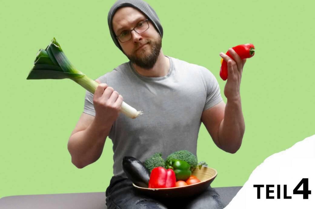 Vegan-Challenge: So lief mein erster Monat ohne Fleisch