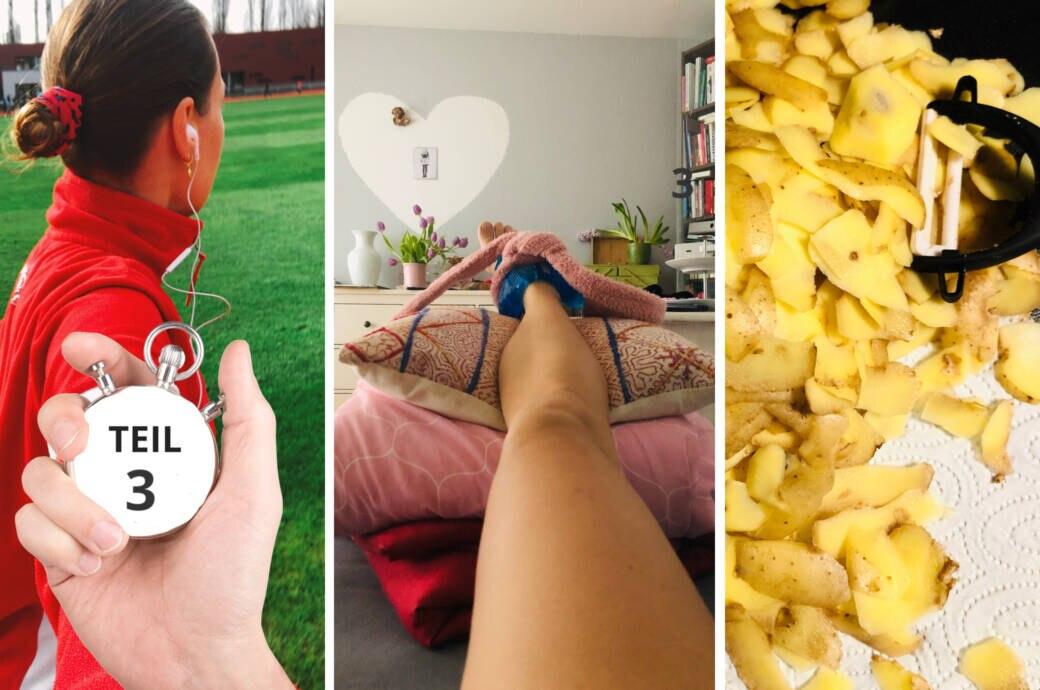 Laufen in Corona-Zeiten: FITBOOK-Redakteurin Anna schreibt, wie es läuft