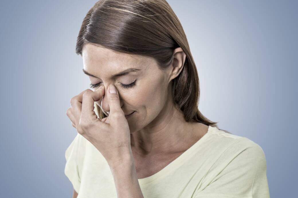 Corona: Virus tritt laut Studie vor allem durch die Nase ein