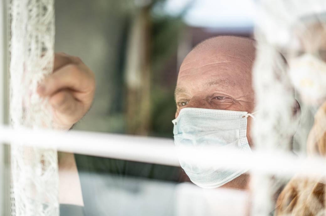 Covid-19 entzündet bei Patienten die Gefäße