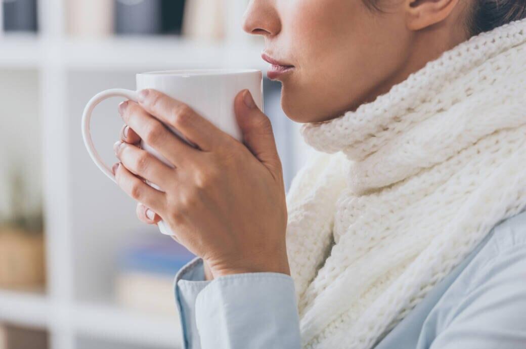 Was bringt ein Schal bei Halsschmerzen wirklich?