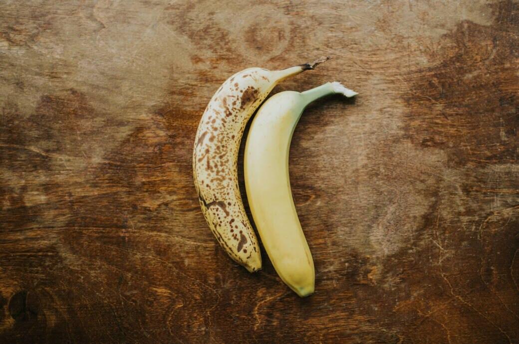 Haben reife Früchte (z.B. Bananen) mehr Kalorien?