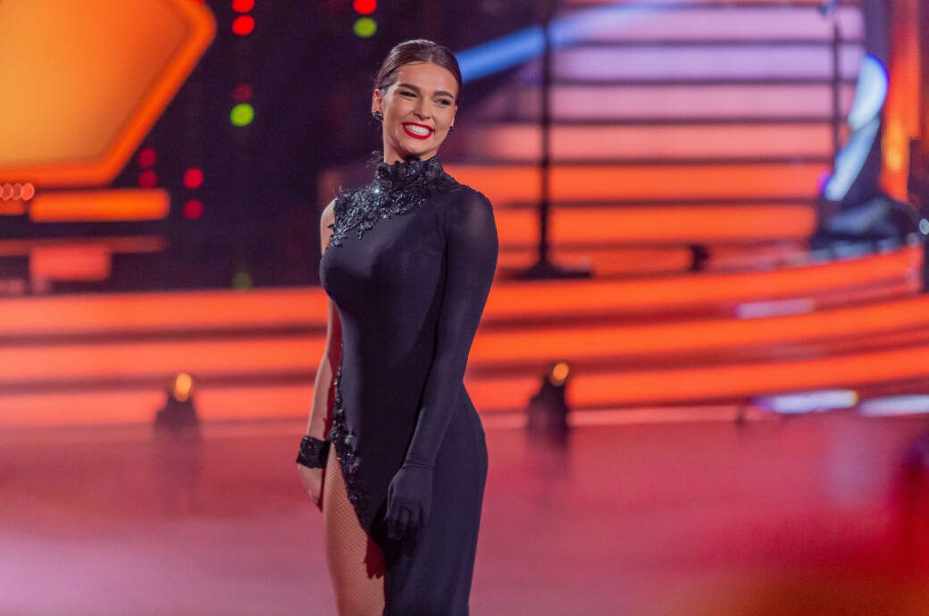 Lili Paul-Roncalli bei Let's Dance