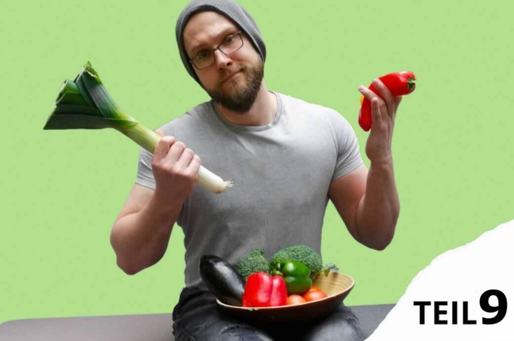Immer mehr Kraftsportler setzen auf eine rein pflanzliche Ernährung. Nur ein Marketing-Trick oder Wegweiser zu einem gesünderen Leben? Ein sechsmonatiger Selbstversuch soll Aufschluss geben.