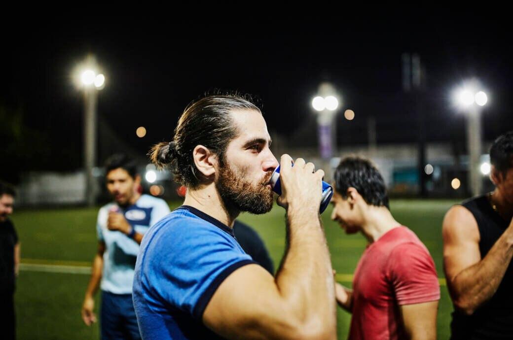 Rauchen Nach Dem Sport
