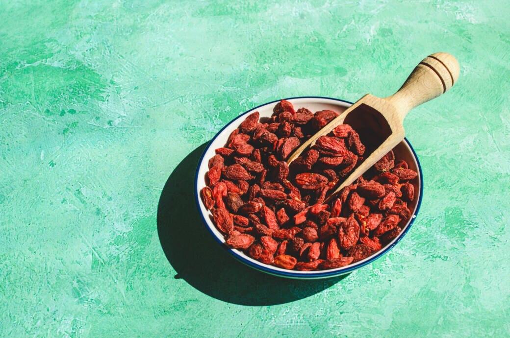 """Goji-Beeren: Wie gesund ist das """"Superfood""""? – FITBOOK"""