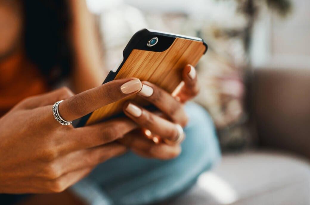 Das Smartphone sorgt für Freizeitstress