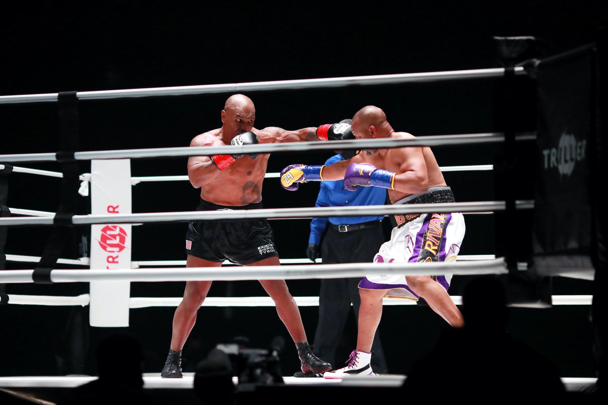 Mike Tysons Comeback: Wie gefährlich ist Boxsport mit über 50?