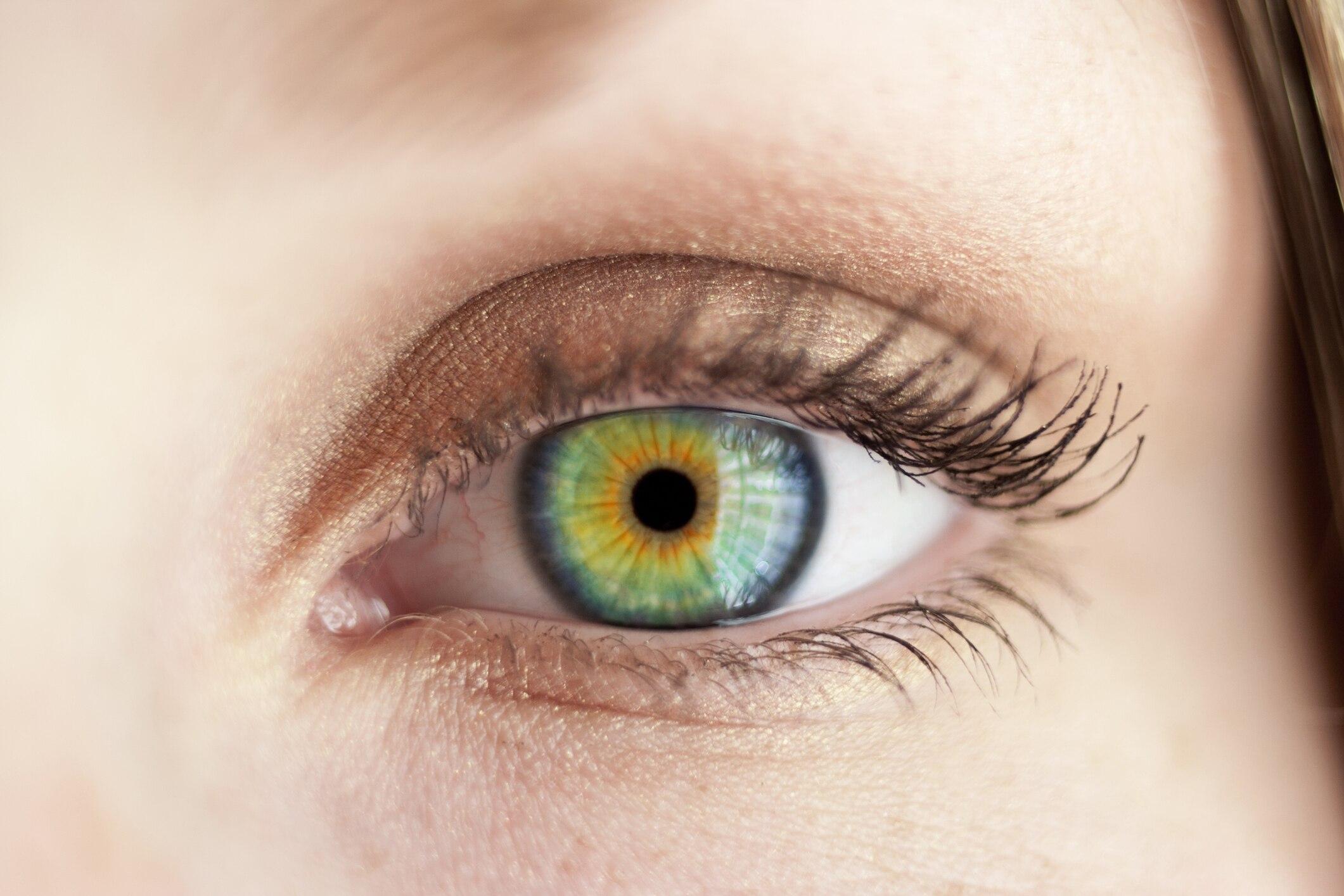 Depression An Den Augen Erkennen