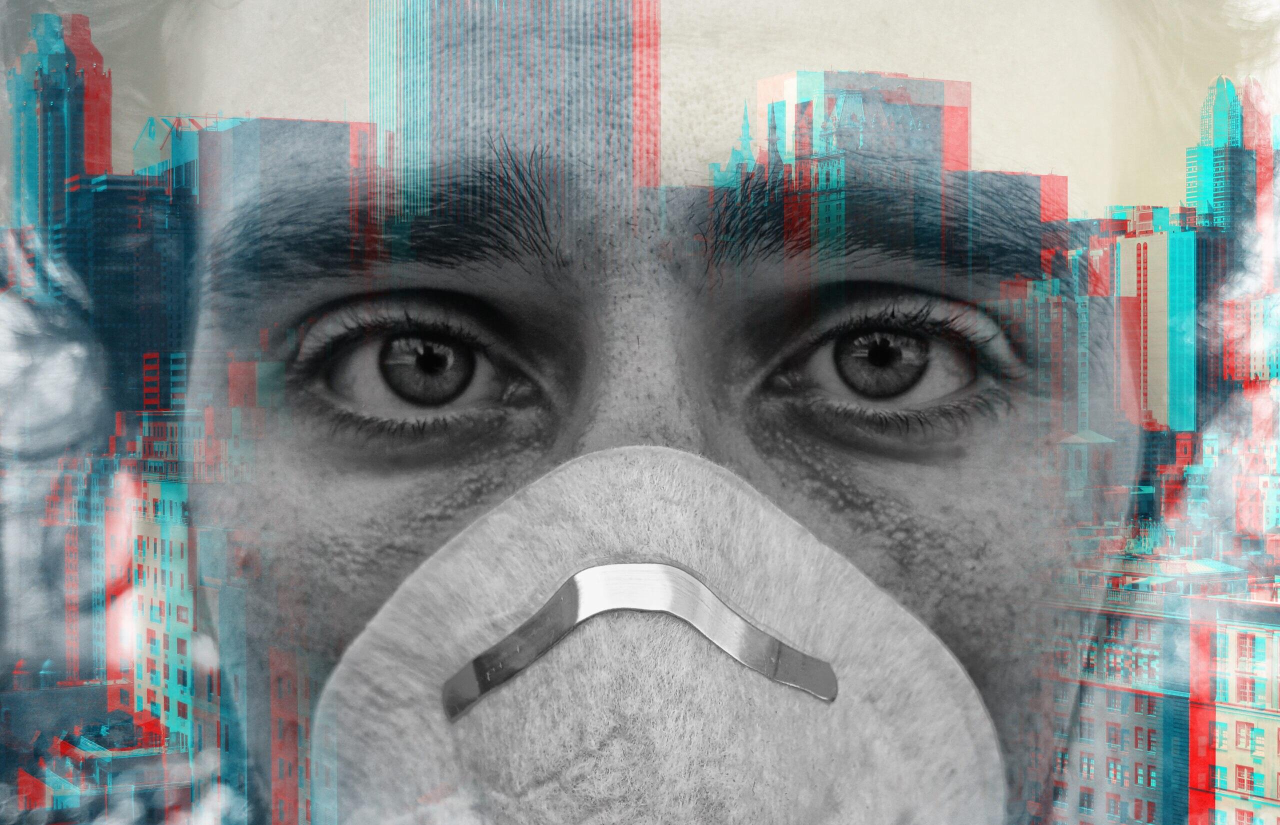 Corona-Schutzmaßnahme: WHO empfiehlt Maske auch zu Hause