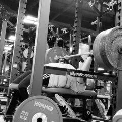 Powerlifter Dominik mentale Gesundheit