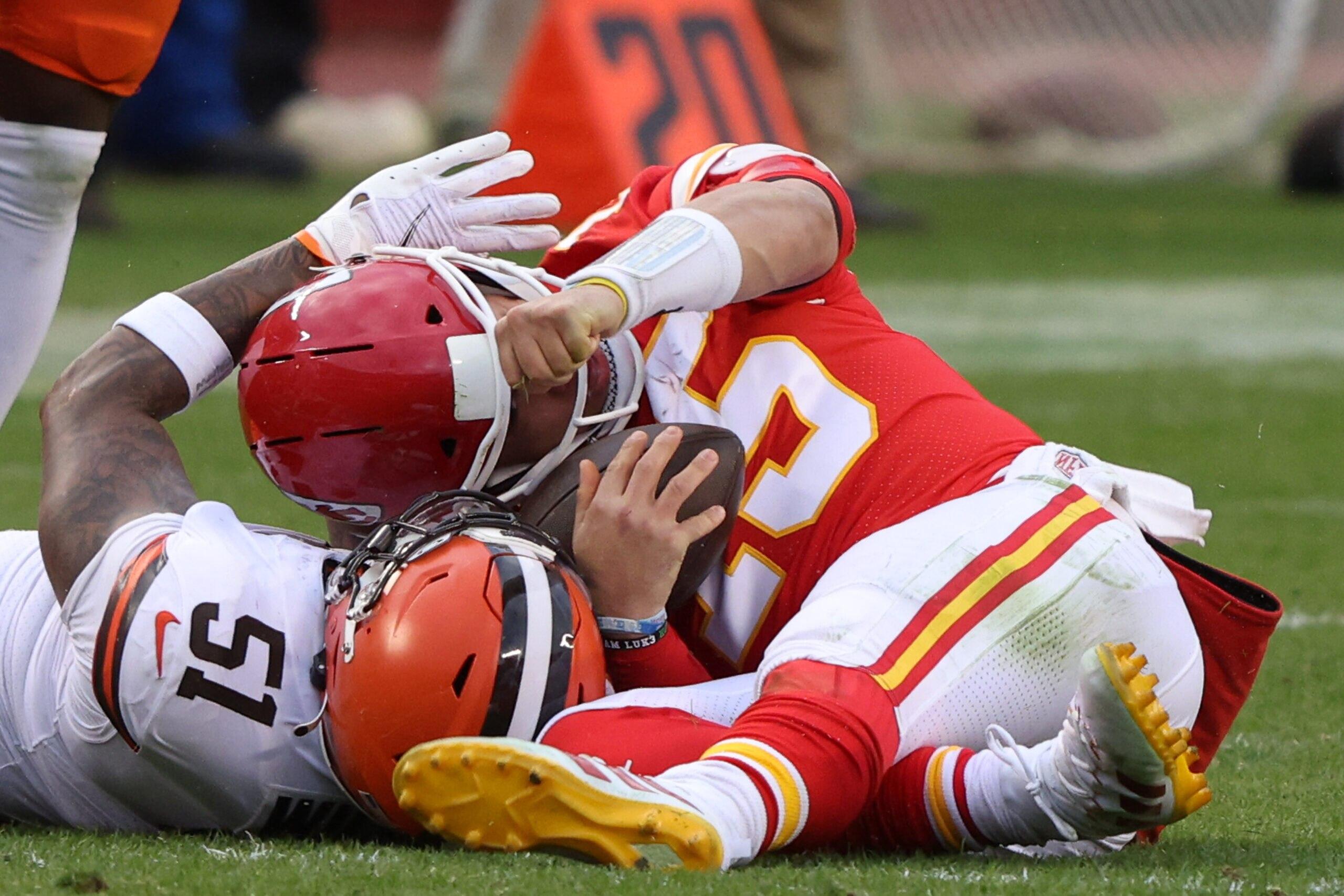 "Patrick Mahomes verletzt – was ist das ""Concussion Protocol""?"
