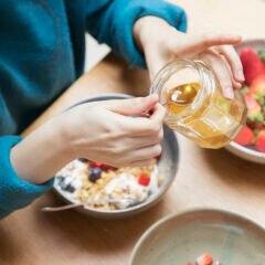 Frühstück Diabetes