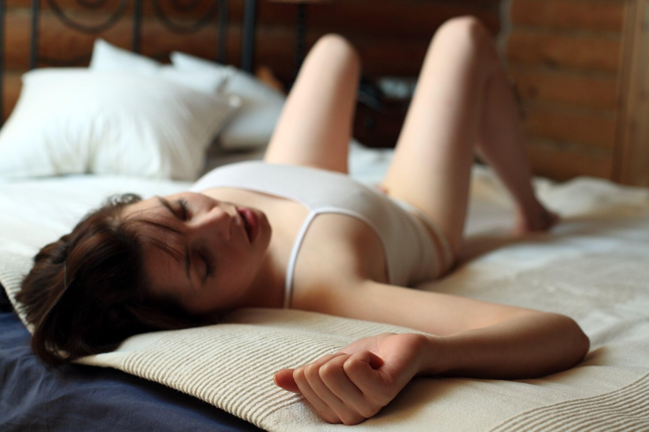 Selbstbefriedigung im schlaf
